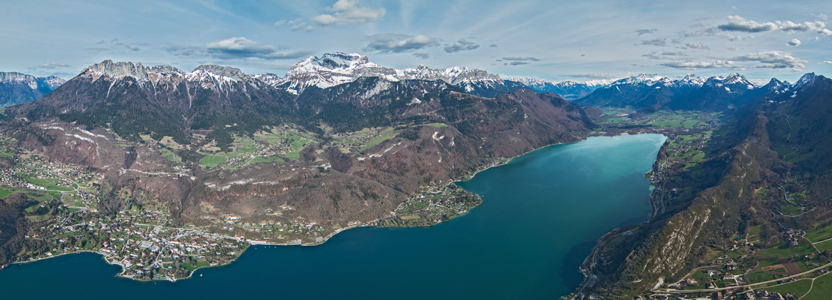 Annecy Seepanorama